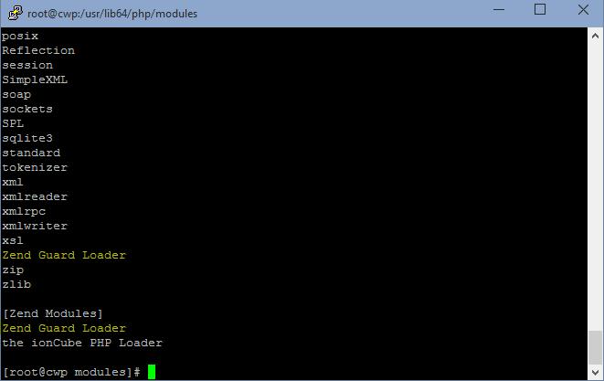 Enabling zend guard loader for php 5. 4, 5. 3, or zend optimizer for.